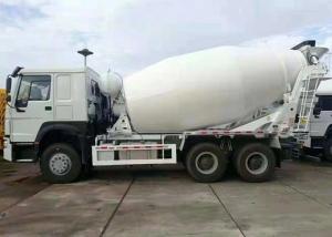 China Safe Concrete Mixing Equipment Concrete Cement Mixer 371 HP Horsepower on sale