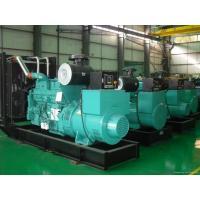 400kw Diesel Generator With Cummins G Drive Engines KTA19-G4 , Open / Silent Type