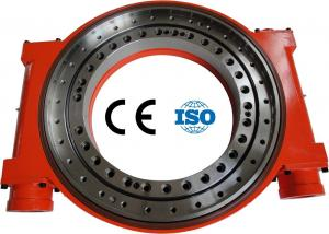 China 50Mn 42CrMo china dual axis slew drive supplier For Solar Tracker / Wind Turbine on sale