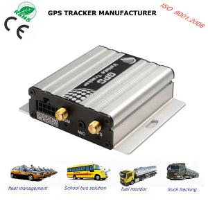 China Price Advantaged Professional Manufacture Realtime Fleet gps vehicle tracker on sale