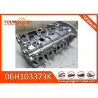 China 16V / 4CYL Valve Engine Cylinder Head for VW PASSAT B6 / TIGUAN 08-2010 , 06H103373K on sale