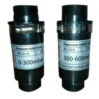 1.25 Inch Plastic Air Blower Pressure Relief Valve For The Emergency Discharge Of Pressurised Fluids
