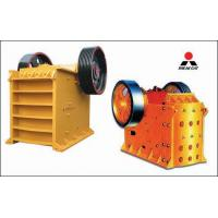 2012 hot selling jaw Crusher with high efficiency