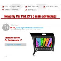 NU9001 Kia K3 9 inch android 4.4.2 car multimedia system