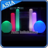 Inflatable Nightclub Decoration Inflatable LED Lighting Sphere