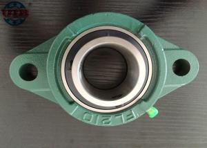 China Pillow block bearing UCFL210 agriculture machine,chrome steel Gcr15 bearing, HT250 housing on sale