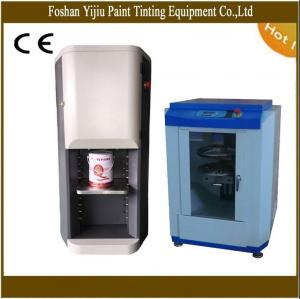 China High precision paint dispenser , color tinting mixing machine on sale