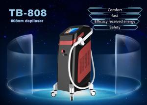 China 755 / 1064 / 808 Wavelengths Depil Laser 808nm Diode Laser Permanent Hair Removal Laser Epilation Machine supplier