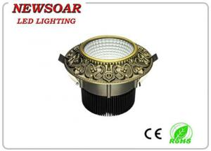 China energy efficient recessed led spotlights 10w for building project on sale