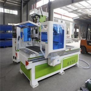 China One Head CNC Wood Cutting Machine / Small Woodworking Cnc Machines 1300*2500mm on sale