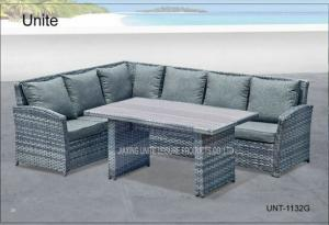 China Rattan Wicker Outdoor Sectional Sofa Set , Contemporary Garden Furniture on sale