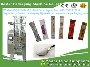 China Granular Packaging Machine for Flavoring or Coffee or Sugar 1g 2g 5g 10g 20g 30g on sale