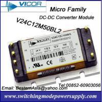 Vicor 50W 12V DC-DC Converters V24C12M50BL2