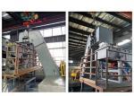 Large Angle Enclosed Belt Conveyor  Cleated Conveyor Belt Machine