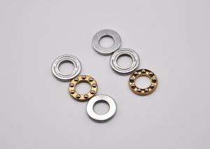 China Chrome Steel Thrust Ball Bearing F4-9M Size 4*9*4mm Radial Thrust Bearing on sale