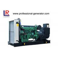 China Free Energy 250kVA Electrical Starting Powered Diesel Turbo Generator with Forced Water Cooling Cycle on sale