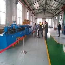 China flux cored mig welding wire production machine made in China on sale