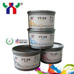 YT-06 Offset Soy Ink for Melamine Foil Paper