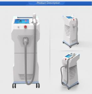China Salon 808 Nm Eyebrow Diode Laser Hair Removal Machine With 10.4'' Screen on sale