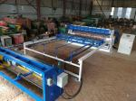 China Line Wire Coil Wire Mesh Welding Machine Heavy Duty For Wire Diameter 2--5mm wholesale