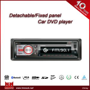 China Car DVD player with USB/SD card slot & AUX input,single din,DVD/AVI/VCD/MP3/WMA/CD player(Model:V-6580D) on sale