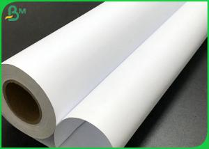 China 60gsm 70gsm wide format Cutting Plotter Marker Paper For Graphtec Plotter Printer on sale
