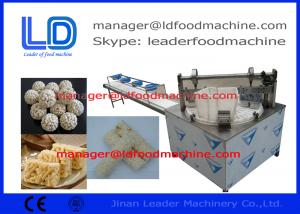 China Stainless steel Nutrition Bar Making Machine making Extruder Food on sale