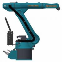 High Reliability 6 Dof Robotic Arm Material Handling Robots 1.5 M/S--1.2 M/S Tip Speed