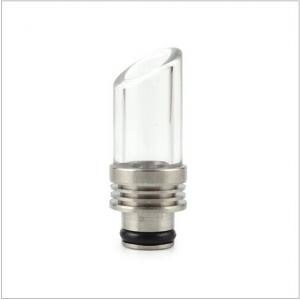 China The Exhaust Drip Tip - Stainless Steel & Glass/Pyrex on sale
