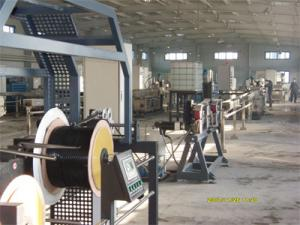 China Agricultural Cylindrical Drip Irrigation Pipe Production Line For Farm on sale