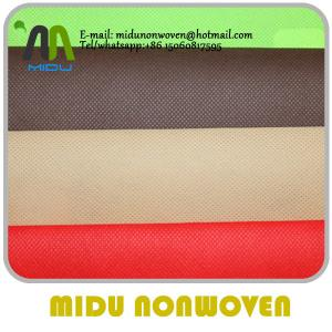 China MIDU NONWOVEN FABRIC,pp spunbonded non woven fabric,pp non-woven fabrics on sale
