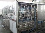 Automatic Crown Cap Beverage Filling Machine Juice Bottling Equipment