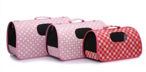 China Pet Dog Puppy and Kitty Cat Travel Soft-sided Carrier bag Tote Handbag supplier