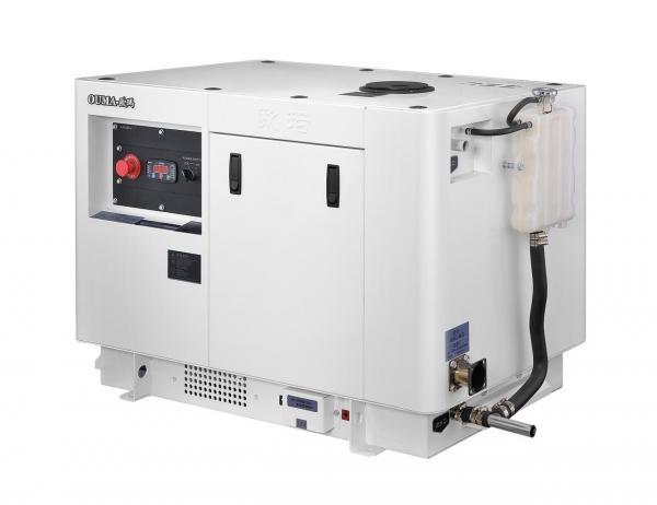 Silent 18KW - 20KW Portable Silent Marine Diesel Generator
