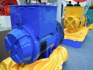 China 3 Phase Synchronous Generator Alternator 6.8-13KW 380V/400V/440V 50/60HZ on sale