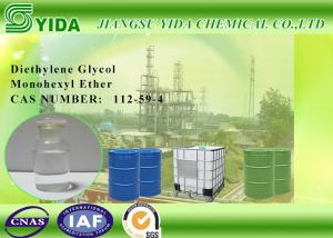 China Cas No . 112-59-4 Diethylene Glycol Hexyl Ether For Latex - Based Coating Solvent on sale
