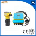 5m to 60m RS485/RS232 MODBUS RTU Water Depth Measurement Ultrasonic Water Level Meter