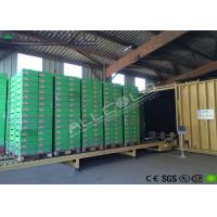 China Cabbage Vacuum Cooling Equipment Customized With Danfoss / Eden Refrigeration Parts on sale