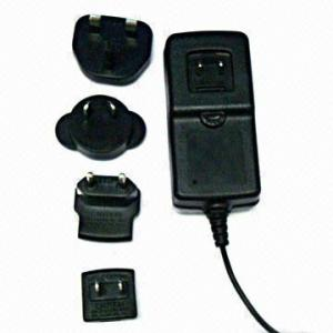 China 3V 24V 0.05A 5A Switching Adapter With Interchangeable Plugs Universal USB Power Adapter on sale