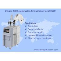 New Oxygen Jet peel Skin Care dermabrasion water oxygen beauty machine