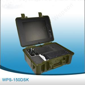 China L'endoscope visuel articulant portatif avec DVR/biens portent la valise on sale