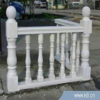 China Smooth Sandstone Decorative Roman Columns Balusters For Construction on sale