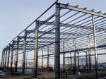 Industrial Steel Frame Building Prefabricated Workshop Designed By Tekla PKPM