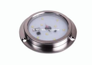 China Waterproof 27W Green Led Fishing Light For Boat , Underwater Boat Lights on sale