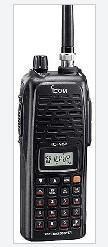 China Interphone,  Handheld Transceiver VHF Transceiver Portable Transceiver walkie & talkie two way radio ICOM IC-V82 on sale