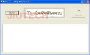 China Tachosoft airbag resetter V6.4 on sale
