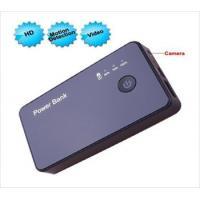 Hidden Camera   H.264 Mini DV HD 720P Power Bank videoMini Camera 3000mAh