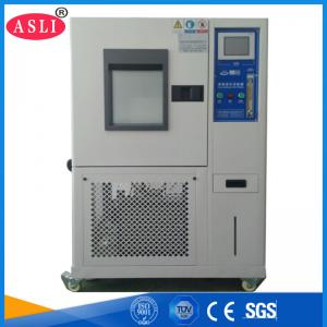 China Ozone Aging High Temperature Lab Test Chamber Contain Silent Discharge Tube Type Ozone Generator on sale