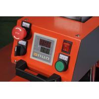 Pneumatic Flatbed  Heat Press Machine