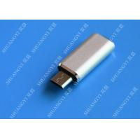 China USB 3.1 Type C Male to Micro USB Female Data Type C Micro USB 5 Pin High Speed on sale